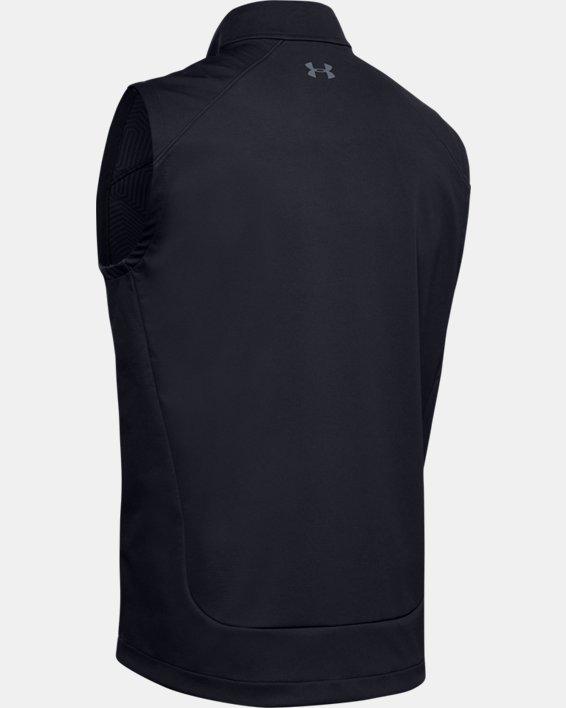 Men's UA Storm Vest, Black, pdpMainDesktop image number 4