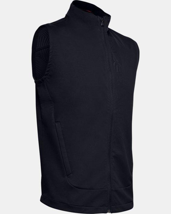 Men's UA Storm Vest, Black, pdpMainDesktop image number 3