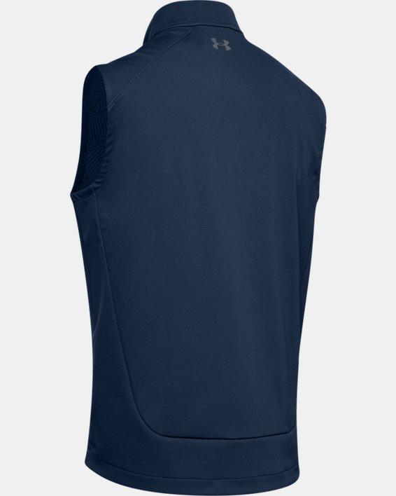 Men's UA Storm Vest, Navy, pdpMainDesktop image number 4