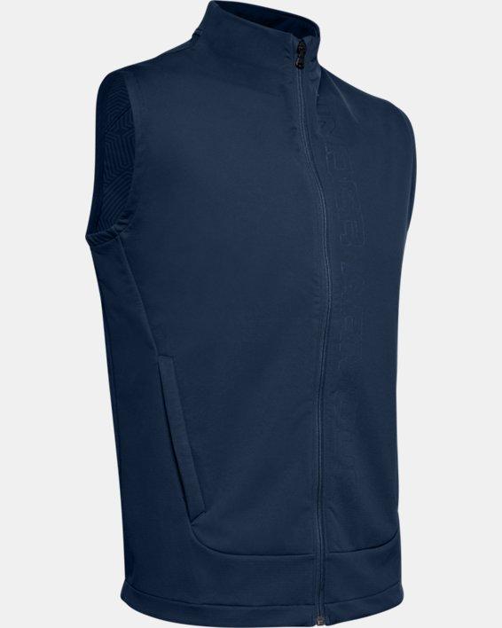 Men's UA Storm Vest, Navy, pdpMainDesktop image number 3