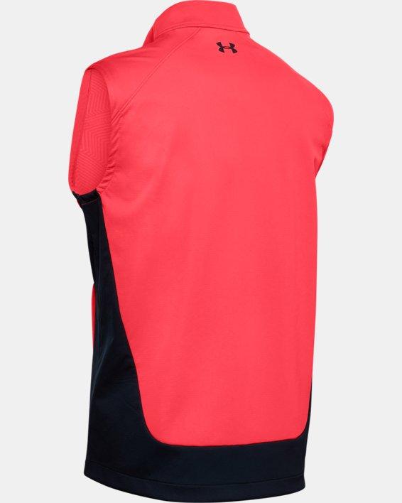 Men's UA Storm Vest, Red, pdpMainDesktop image number 4