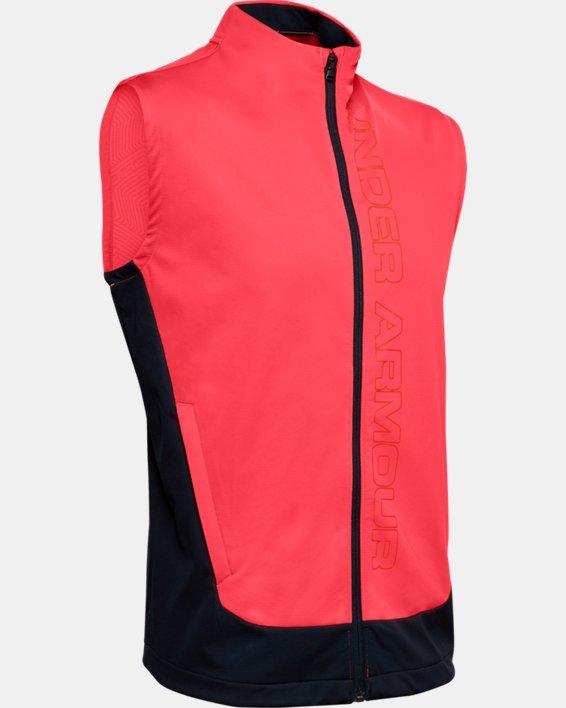 Men's UA Storm Vest, Red, pdpMainDesktop image number 3