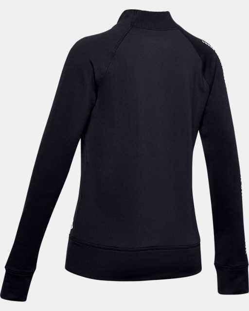 Girls' ColdGear® Mock Long Sleeve