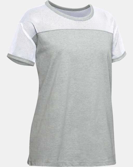 Girls' UA Sportstyle Short Sleeve