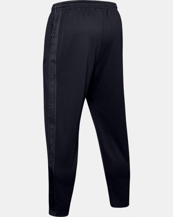 Pantalon UA Unstoppable Track pour homme, Black, pdpMainDesktop image number 5