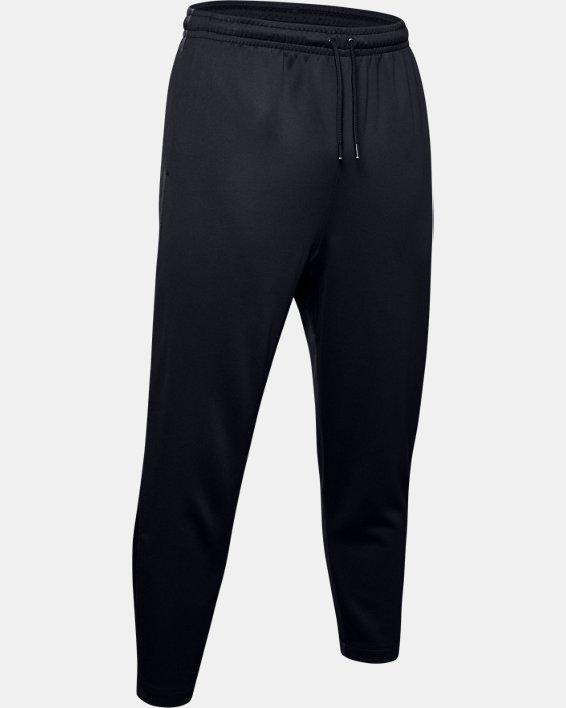 Pantalon UA Unstoppable Track pour homme, Black, pdpMainDesktop image number 4
