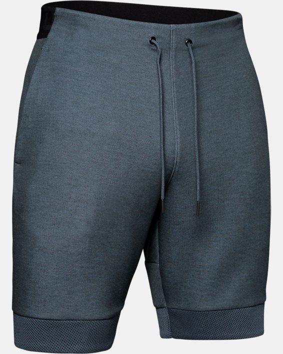 Men's UA Unstoppable Move Light Shorts, Gray, pdpMainDesktop image number 3