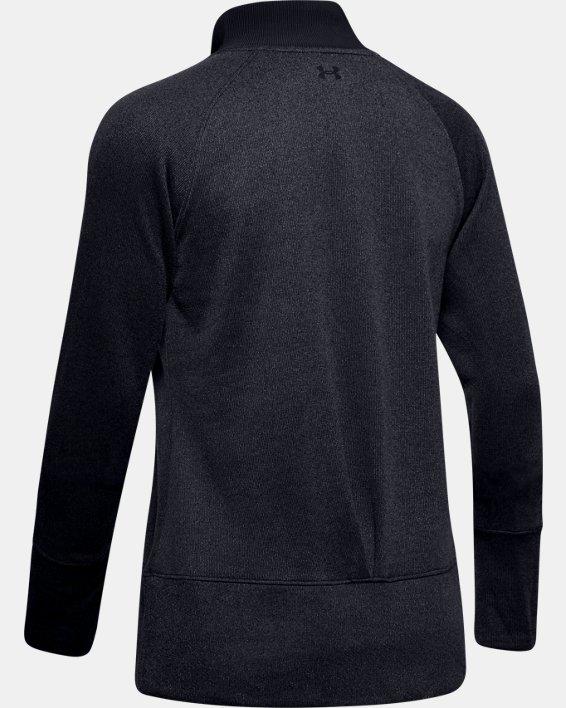 Women's UA Storm SweaterFleece, Black, pdpMainDesktop image number 4