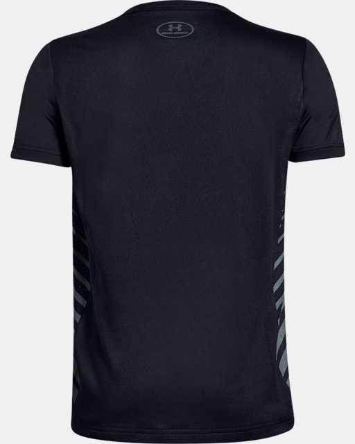 Boys' UA MK-1 Short Sleeve Shirt