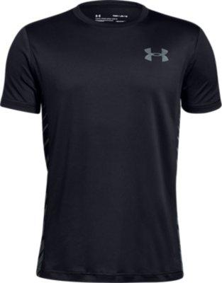 Under Armour Boys Armour Short Sleeve Shirt