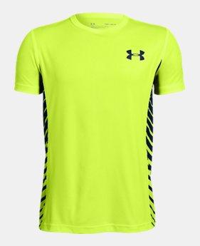 1485691e95c Boys  UA MK-1 Short Sleeve Shirt 1 Color Available  25. 1 Color Available.  High-Vis Yellow