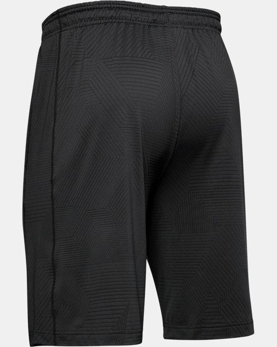 Men's UA Stretch Jacquard Shorts, Gray, pdpMainDesktop image number 5