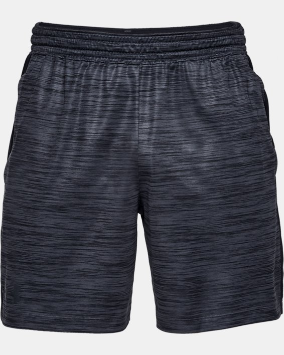 Short UA MK-1 Twist 18cm pour homme, Black, pdpMainDesktop image number 3