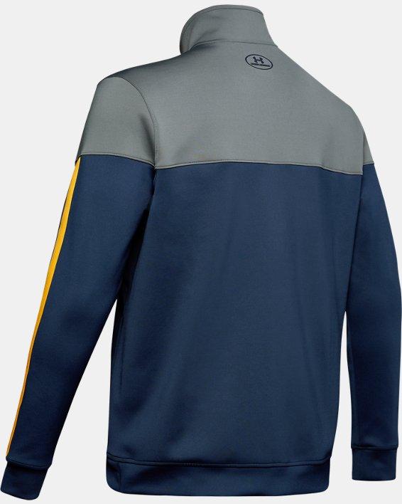 Men's Project Rock Track Jacket, Navy, pdpMainDesktop image number 5