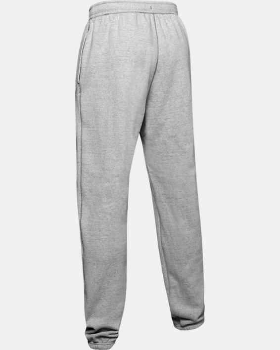 Men's Project Rock Warm-Up Pants, Gray, pdpMainDesktop image number 5