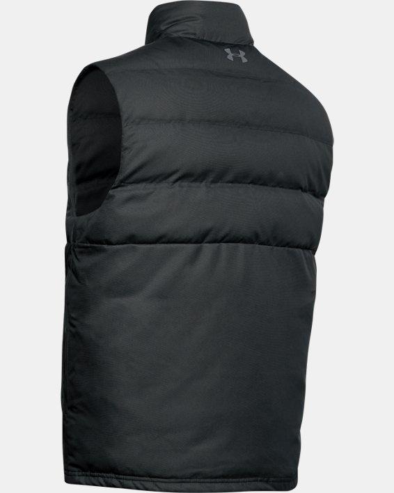 Men's Project Rock Vest, Black, pdpMainDesktop image number 4
