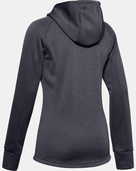 Women's UA Swacket, Black, pdpMainDesktop image number 5