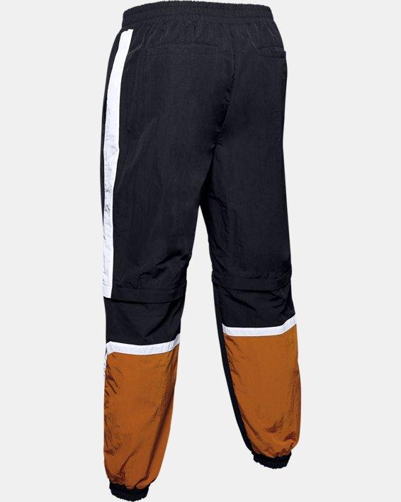 Men's UA Always On Recovery Windbreaker Pants, Black, pdpMainDesktop image number 4
