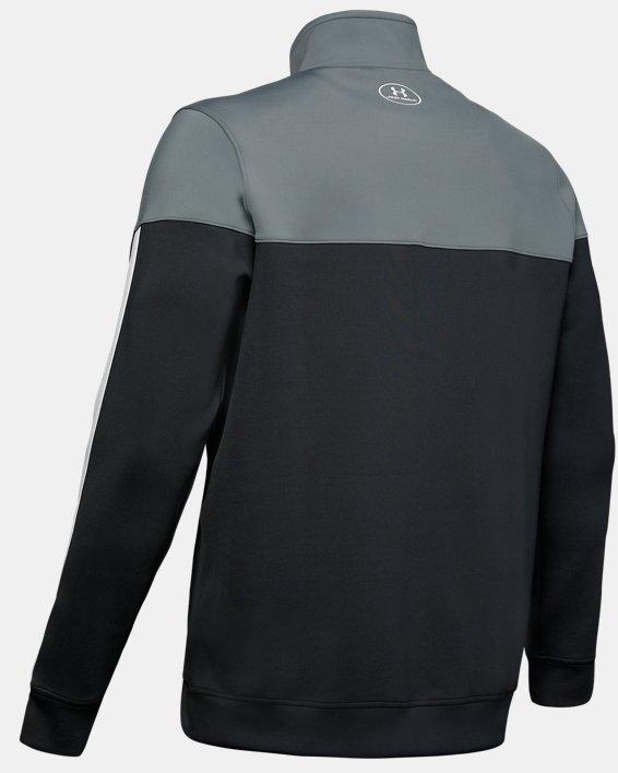 Men's Project Rock Track Jacket, Black, pdpMainDesktop image number 5