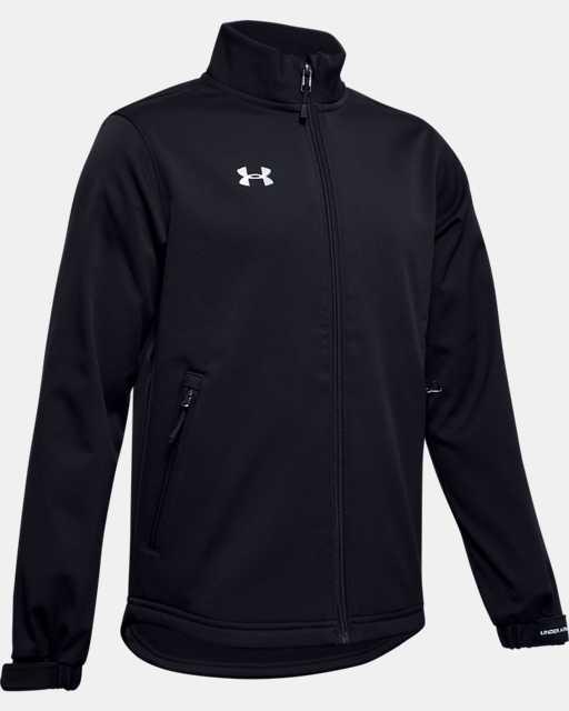 Boys' UA Hockey Softshell Jacket
