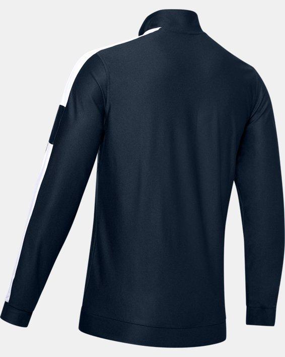 Men's UA Twister Jacket, Navy, pdpMainDesktop image number 5