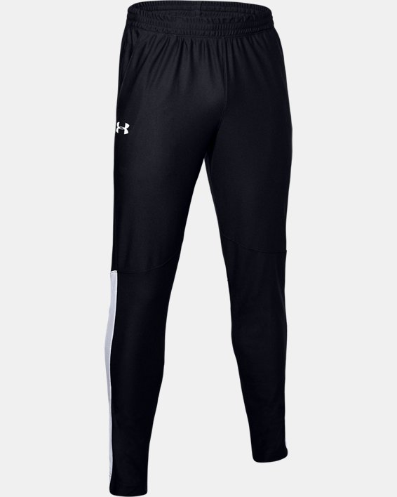 Men's UA Twister Pants, Black, pdpMainDesktop image number 3