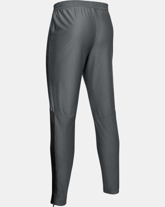 Men's UA Twister Pants, Gray, pdpMainDesktop image number 4