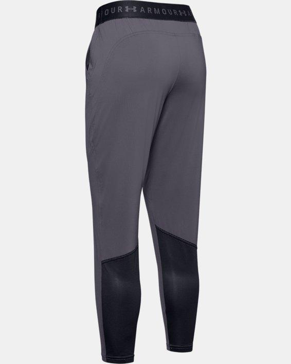 Women's UA Armour Sport Graphic Pants, Gray, pdpMainDesktop image number 5