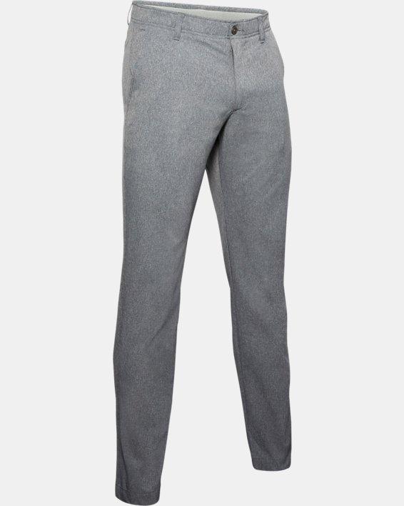 Men's UA Match Play Vented Pants, Gray, pdpMainDesktop image number 4
