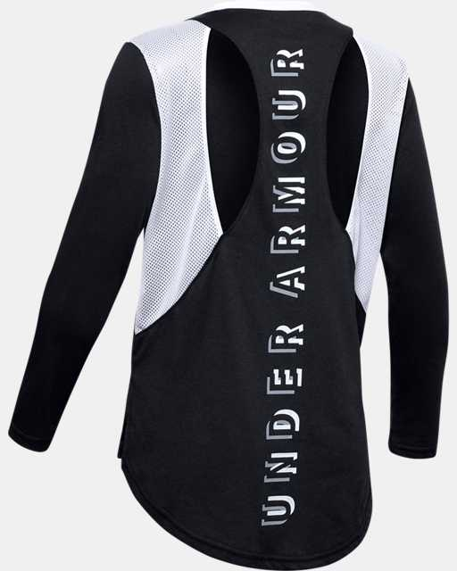 Girls' UA Sportstyle Long Sleeve
