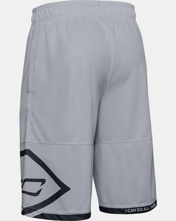 "Men's SC30 Pick 'n Pop 11"" Shorts, Gray, pdpMainDesktop image number 5"