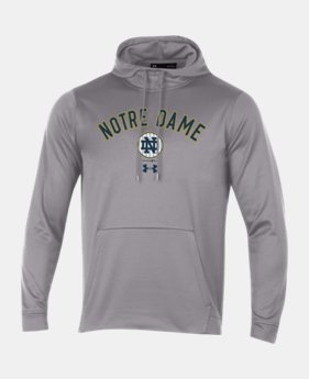 New Arrival Men's Armour Fleece® Collegiate Hoodie  1  Color Available $65