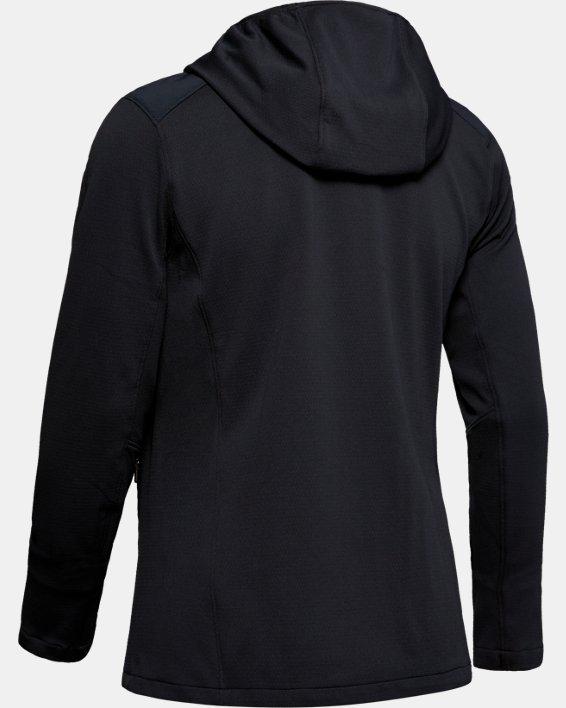 Women's ColdGear® Reactor Hybrid Lite Jacket, Black, pdpMainDesktop image number 4