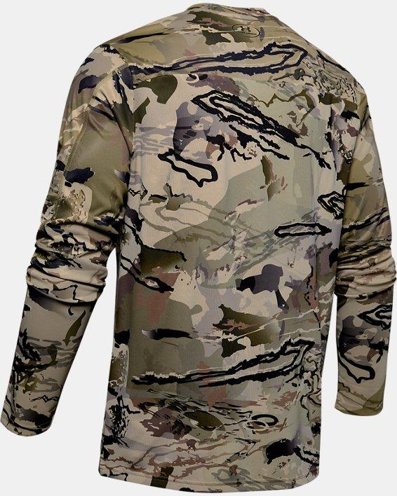 Men's UA Iso-Chill Brush Line Long Sleeve, Misc/Assorted, pdpMainDesktop image number 5