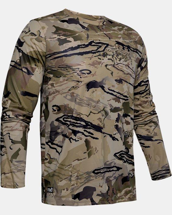 Men's UA Iso-Chill Brush Line Long Sleeve, Misc/Assorted, pdpMainDesktop image number 4