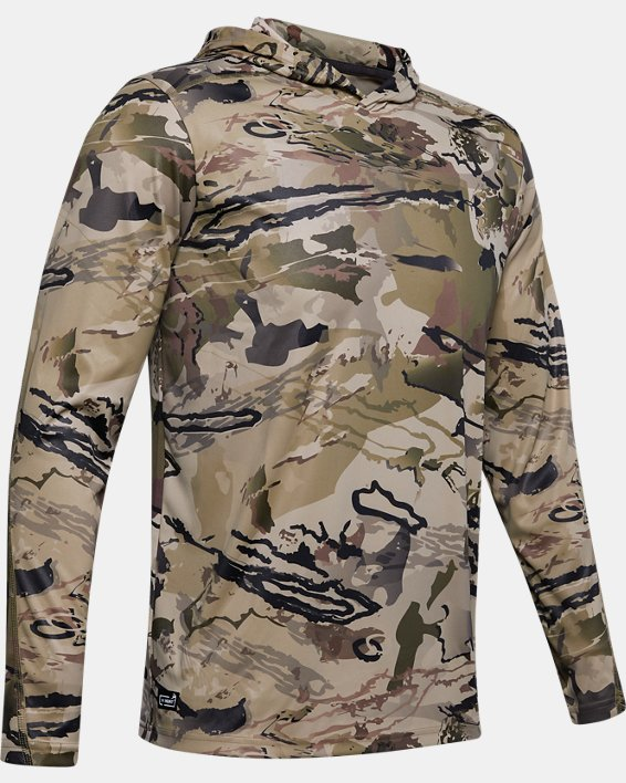 Men's UA Iso-Chill Brush Line Hoodie, Misc/Assorted, pdpMainDesktop image number 4