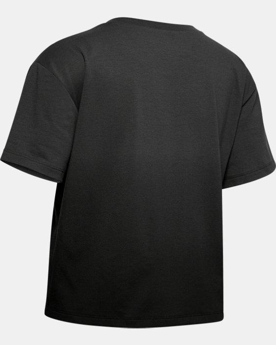 Girls' Project Rock Graphic T-Shirt, Gray, pdpMainDesktop image number 5