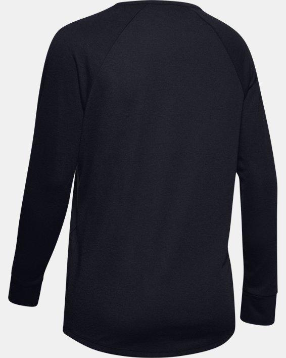 Women's ColdGear® Infrared Long Sleeve, Black, pdpMainDesktop image number 4