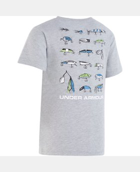 fa6457228d92 New Arrival Boys  UA Vintage Lure T-Shirt 1 Color Available  22