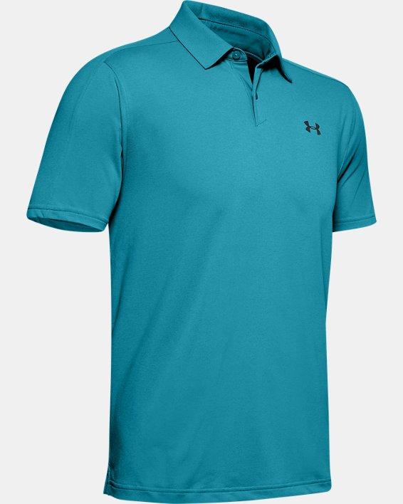 Men's UA Vanish Polo, Blue, pdpMainDesktop image number 3