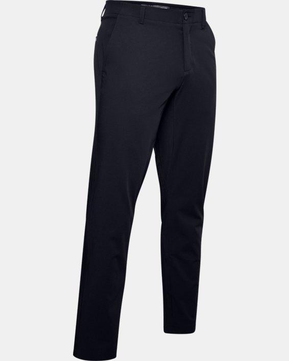 Men's UA Iso-Chill Tapered Pants, Black, pdpMainDesktop image number 4