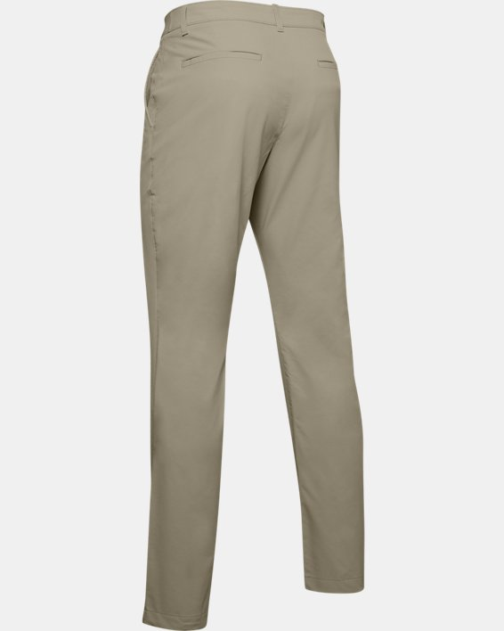 Men's UA Tech™ Pants, Brown, pdpMainDesktop image number 5