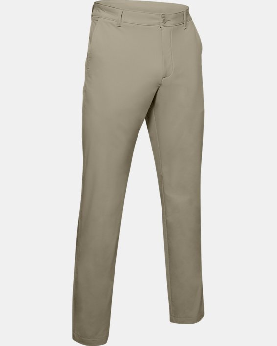 Men's UA Tech™ Pants, Brown, pdpMainDesktop image number 4