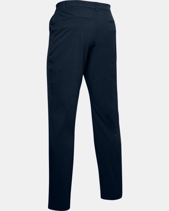 Men's UA Tech™ Pants, Navy, pdpMainDesktop image number 5