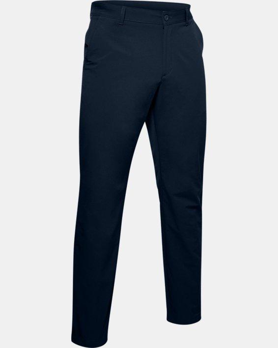 Men's UA Tech™ Pants, Navy, pdpMainDesktop image number 4