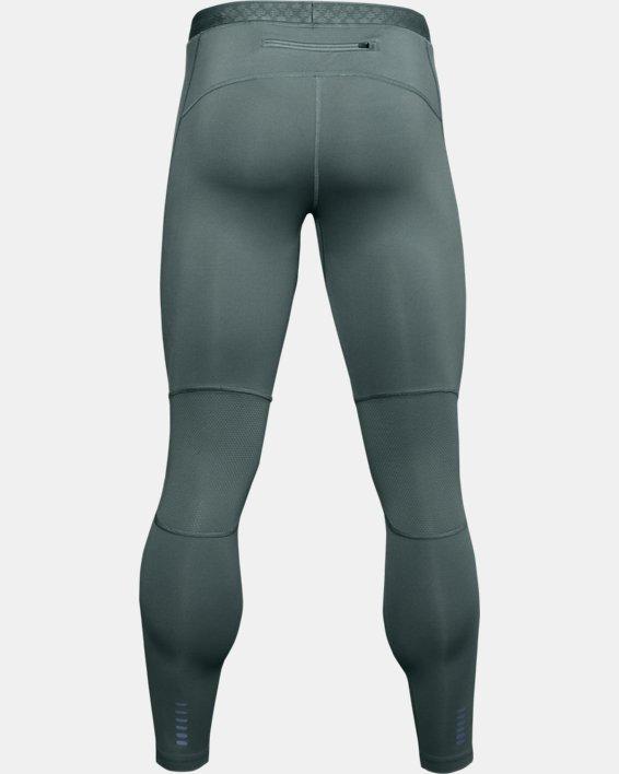 Men's UA RUSH™ Run Stamina Tights, Blue, pdpMainDesktop image number 1