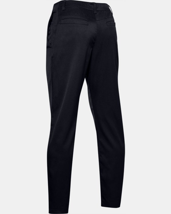 Boys' UA Showdown Pants, Black, pdpMainDesktop image number 1