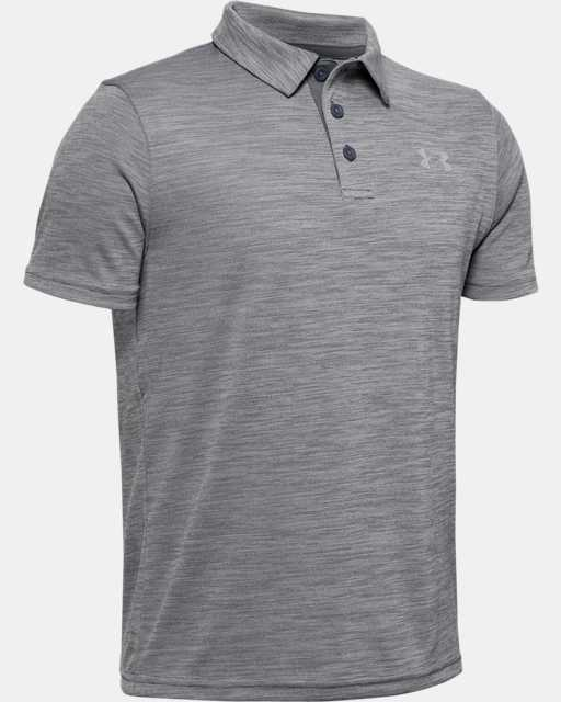 Boys' UA Performance Polo Twist