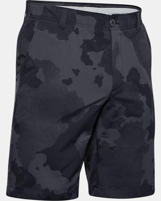 Men's UA Match Play Shorts, Black, pdpMainDesktop image number 4