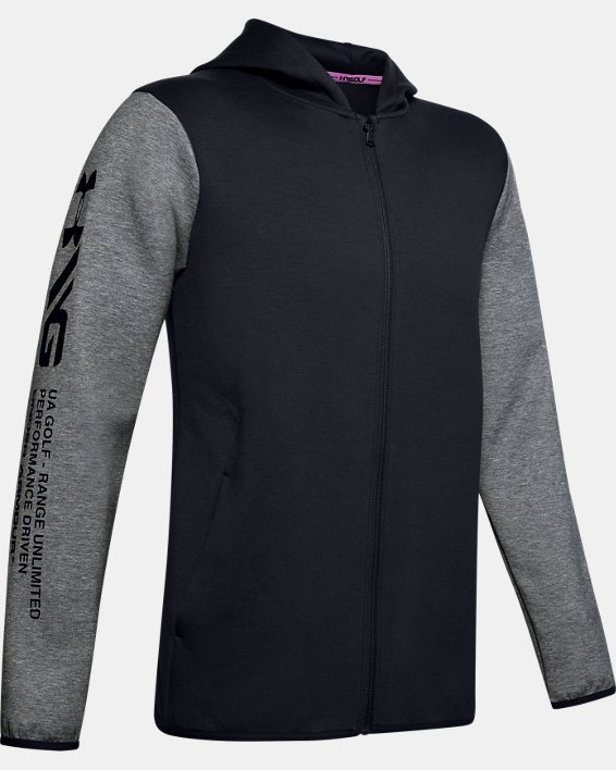 Range Unlimited Storm Hoodie, Black, pdpMainDesktop image number 3
